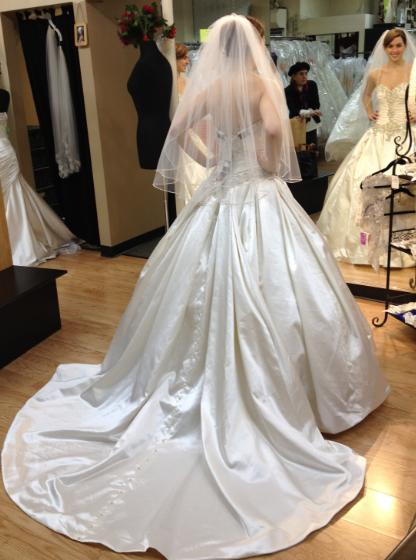 7ef4c7a22ad3 Brides Helping Brides ™ - Found my dress!!!!! | LIWeddings