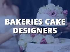 Bakeries - Cake Designers-
