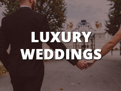 Luxury Weddings-