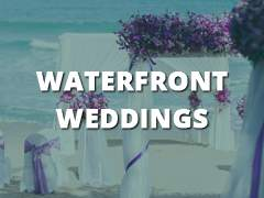 Waterfront Weddings-