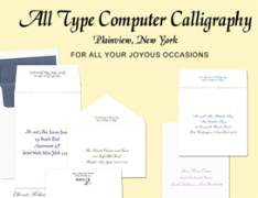 All Type Computer Calligraphy-All Type Computer Calligraphy