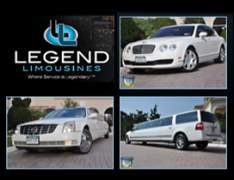Legend Limousines-Legend Limousines