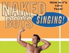Naked Boys Singing-Naked Boys Singing