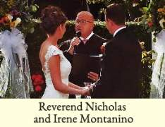 Reverend Nicholas and Irene Montanino-Reverend Nicholas and Irene Montanino