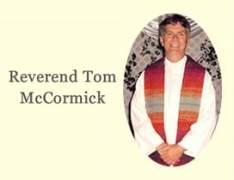 Rev Thomas G. McCormick-Rev Thomas G. McCormick