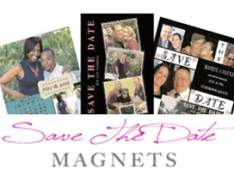 Save the Date Magnet-Save The Date Magnet