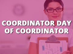 Coordinator - Day Of Coordinator-