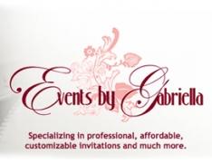 Events by Gabriella-Events by Gabriella