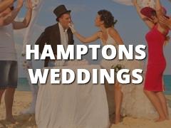 Hamptons Weddings-