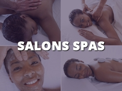 Salons - Spas-