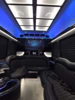 Mercedes Benz Sprinter Limo Party Bus