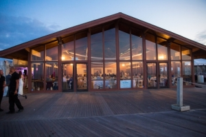 The Pavilion at Sunken Meadow