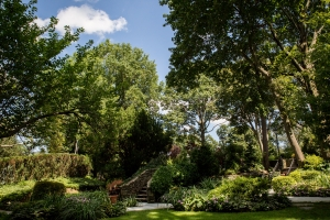 Westbury Manor in Summer