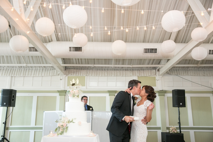 Mimi and Rick - Real Weddings Long Island, NY