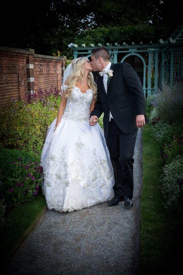 Caitlin and Matthew - Real Weddings Long Island, NY