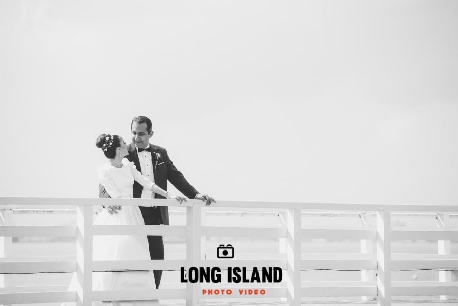 Neda and Sam - Real Weddings Long Island, NY