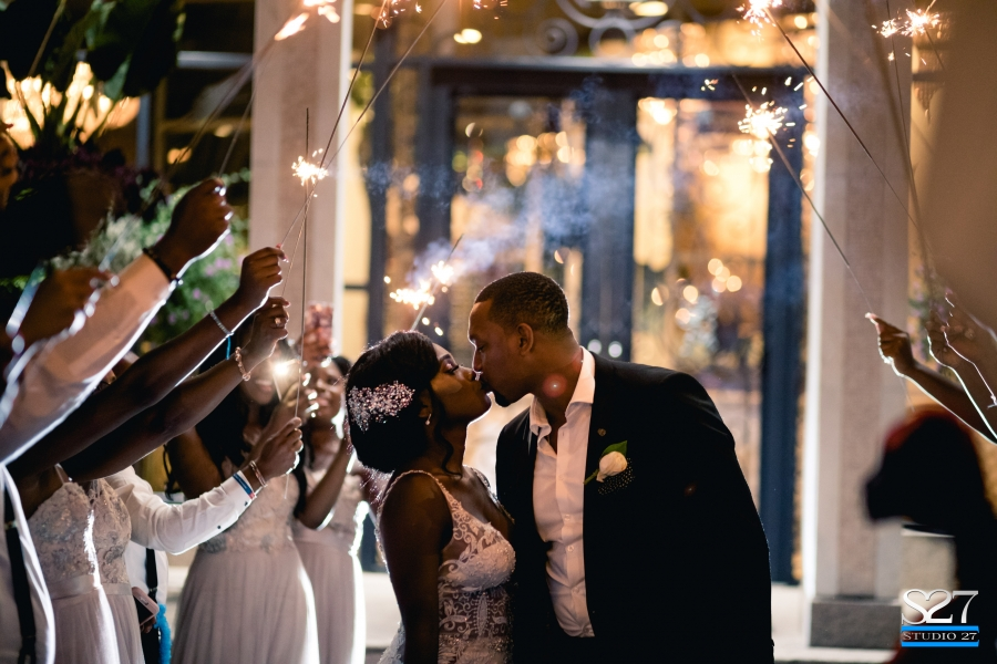 Mimi and Marck - Real Weddings Long Island, NY