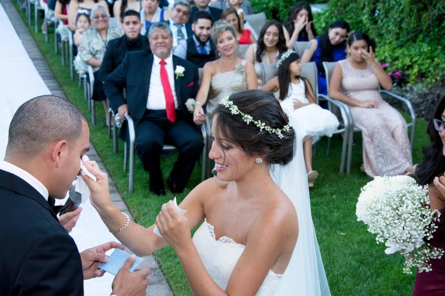 Alexandra and Alberto - Real Weddings Long Island, NY