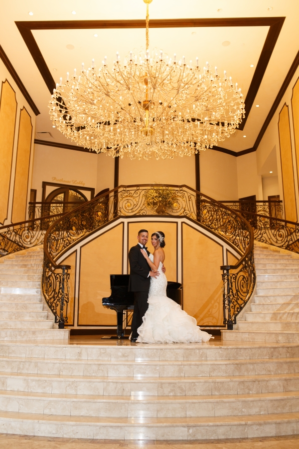 Michele and Filippo - Real Weddings Long Island, NY
