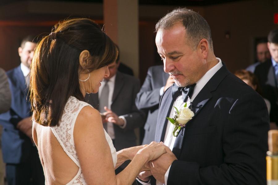 Donna and Mark - Real Weddings Long Island, NY