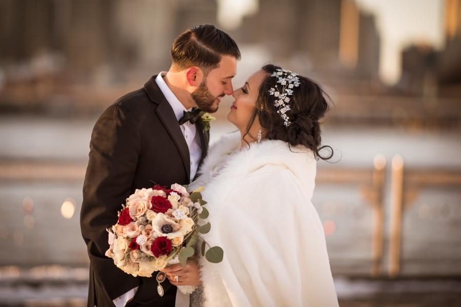 Alexandra and Chris - Real Weddings Long Island, NY