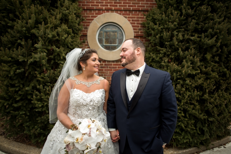 Antonia and Jonathan - Real Weddings Long Island, NY