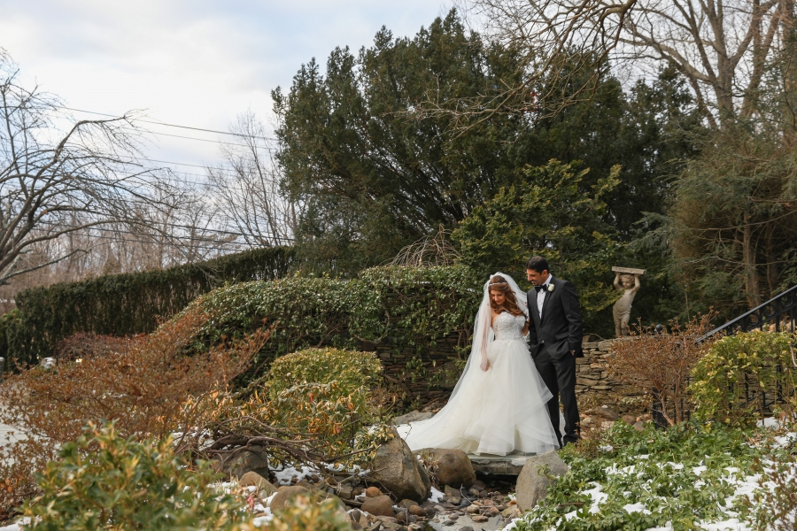 Zainab and Ammar - Real Weddings Long Island, NY