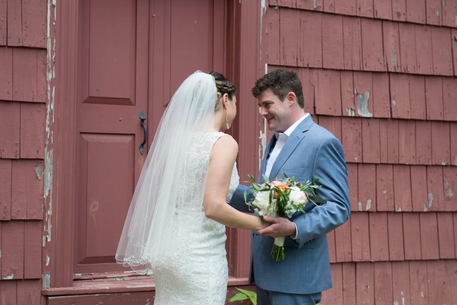 Kristen and K.C. - Real Weddings Long Island, NY