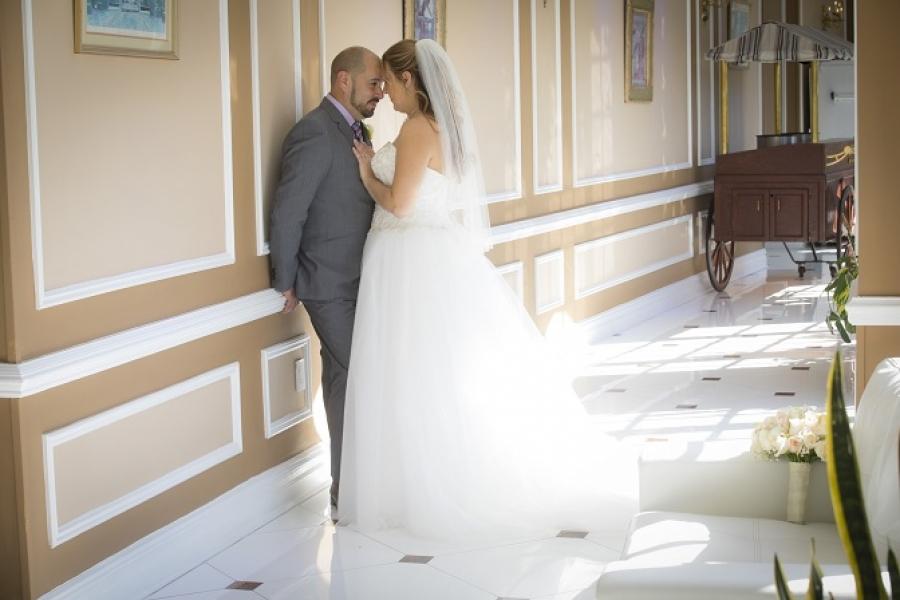 Kim and Chris - Real Weddings Long Island, NY