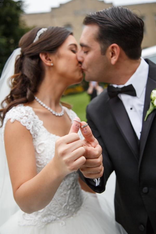 Jessica and Calogero - Real Weddings Long Island, NY