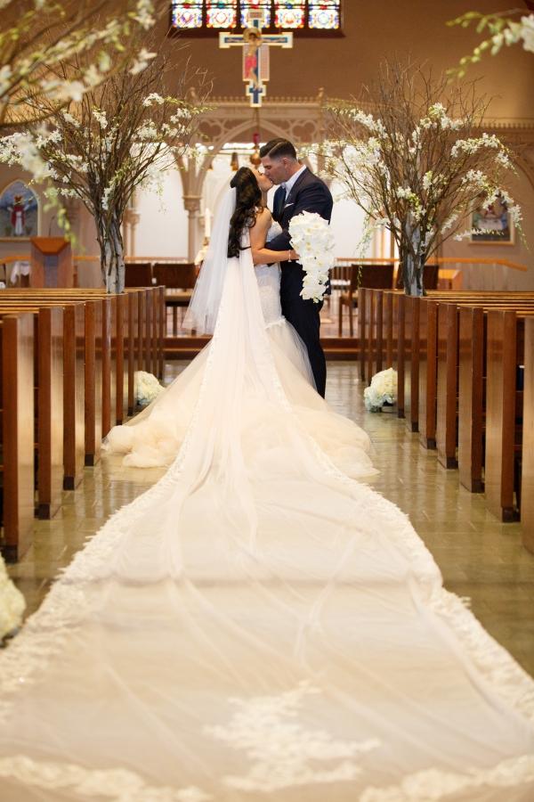 Stephanie and Michael - Real Weddings Long Island, NY