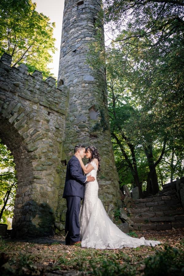 Vita and Darius - Real Weddings Long Island, NY