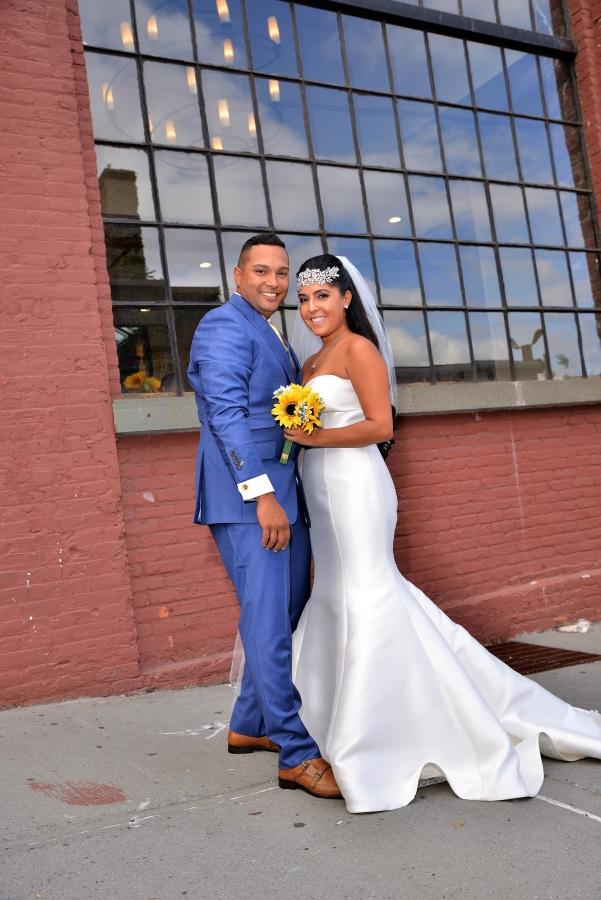 Vanessa and Hernando - Real Weddings Long Island, NY