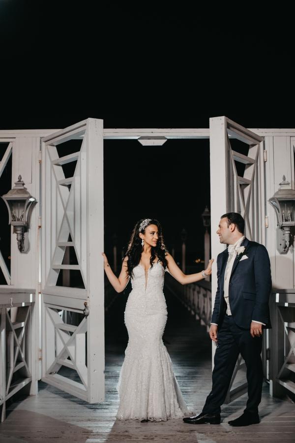 Piera and Tom - Real Weddings Long Island, NY