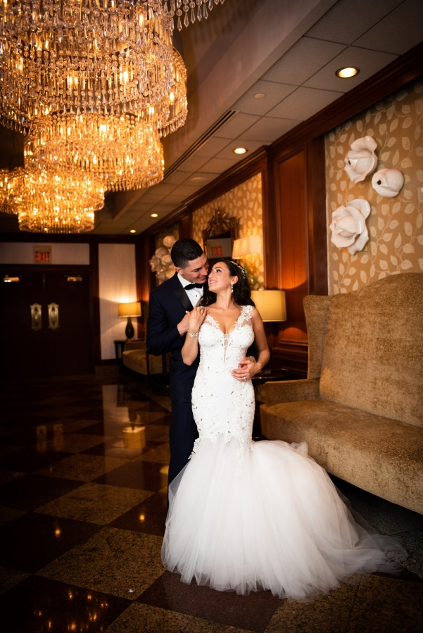 Adriana and Joseph - Real Weddings Long Island, NY