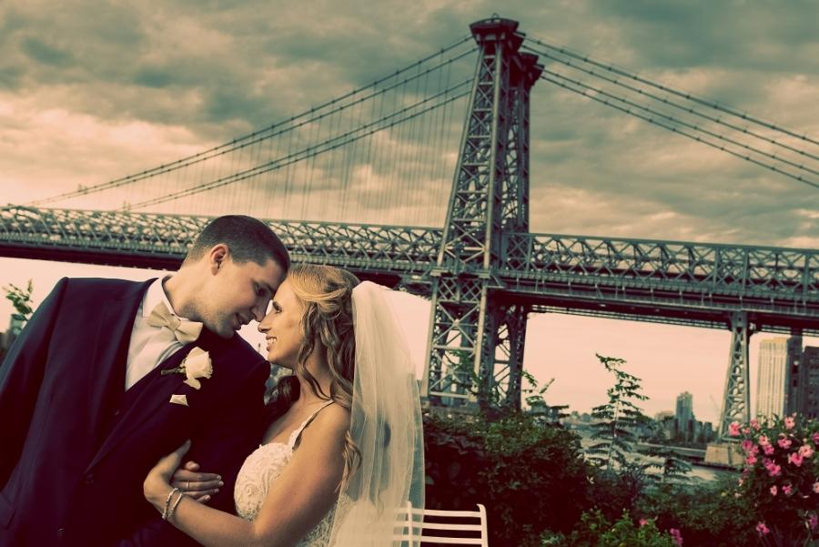 Stephanie and Daniel - Real Weddings Long Island, NY