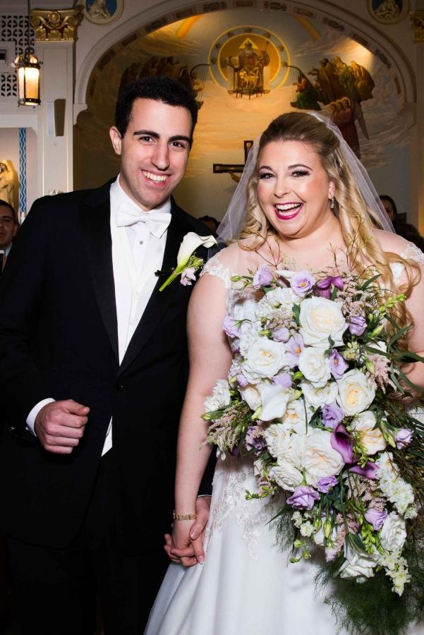 Vicki and David - Real Weddings Long Island, NY