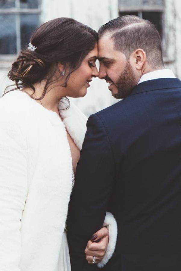 Jennifer and Frank - Real Weddings Long Island, NY