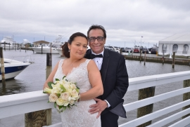 Lely and Sal - Real Weddings Long Island, NY