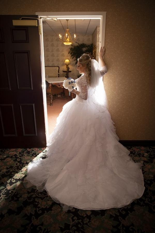 Ashley and Frank - Real Weddings Long Island, NY