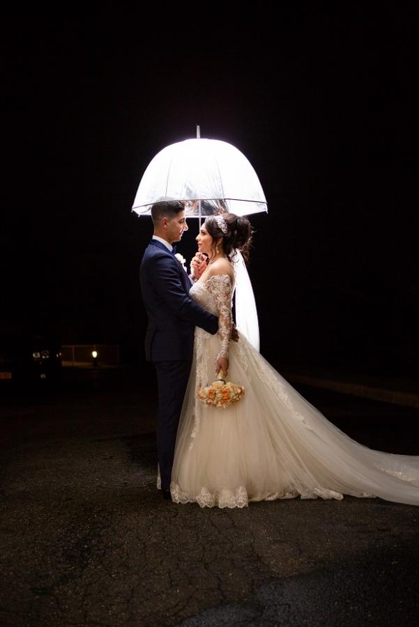 Anissa and Steven - Real Weddings Long Island, NY