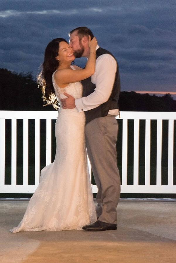 Tara and Chris - Real Weddings Long Island, NY