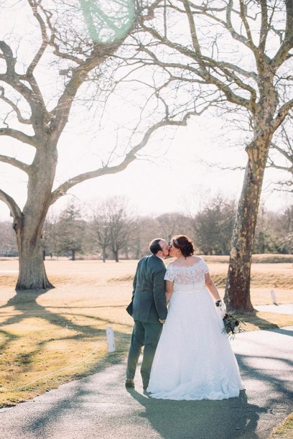 Megan and Joseph - Real Weddings Long Island, NY