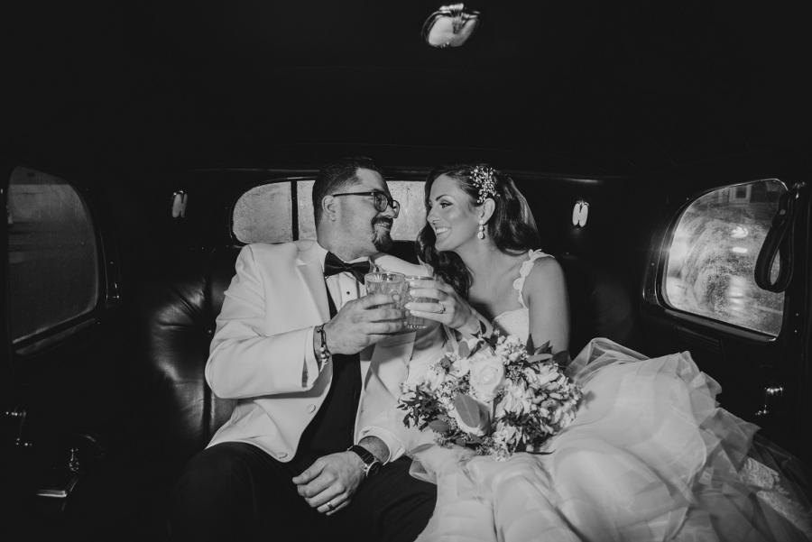 Samantha and Brian - Real Weddings Long Island, NY