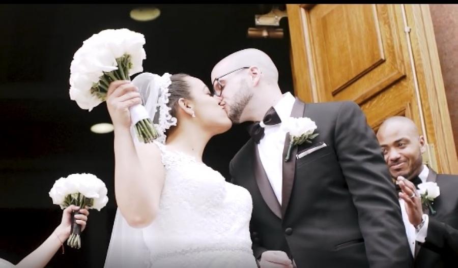 Jatnna and Joseph - Real Weddings Long Island, NY