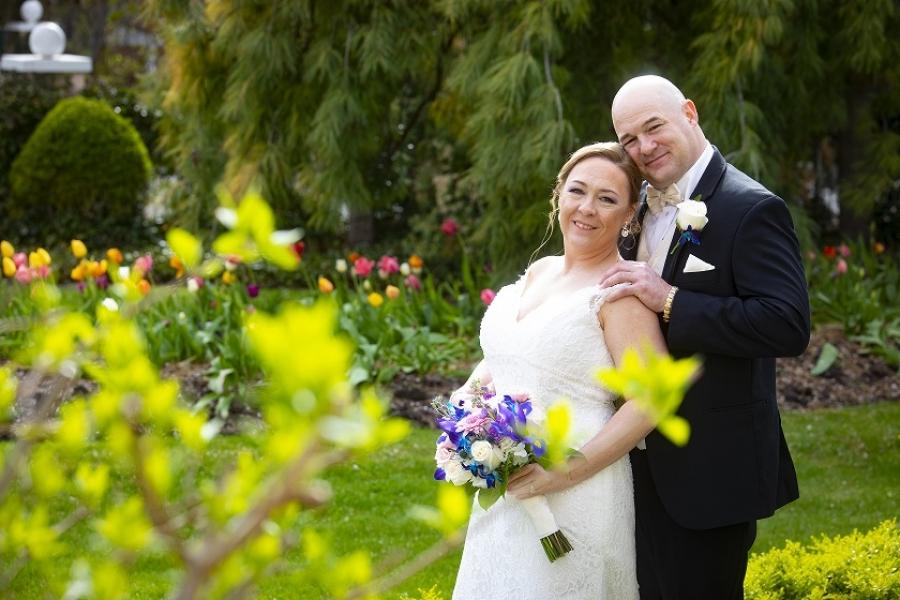Karen and Shawn - Real Weddings Long Island, NY