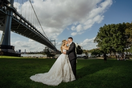 Chiara and Pietro - Real Weddings Long Island, NY