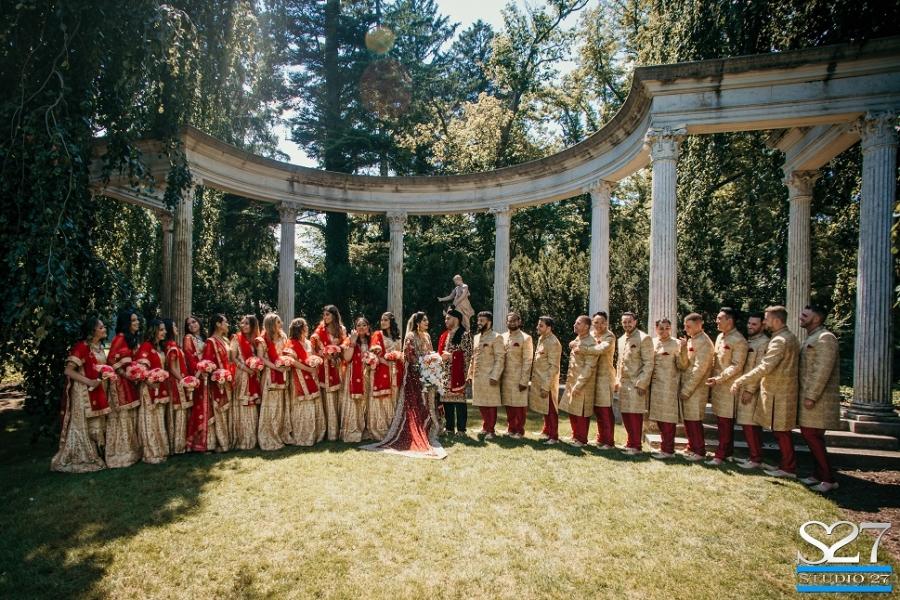 Liza and Shafique - Real Weddings Long Island, NY