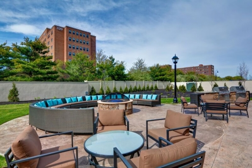 Residence Inn/Courtyard by Marriott—Courthouse Complex