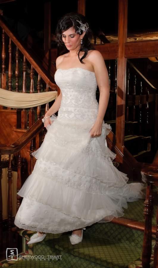 Stephanie and Gregory - Real Weddings Long Island, NY